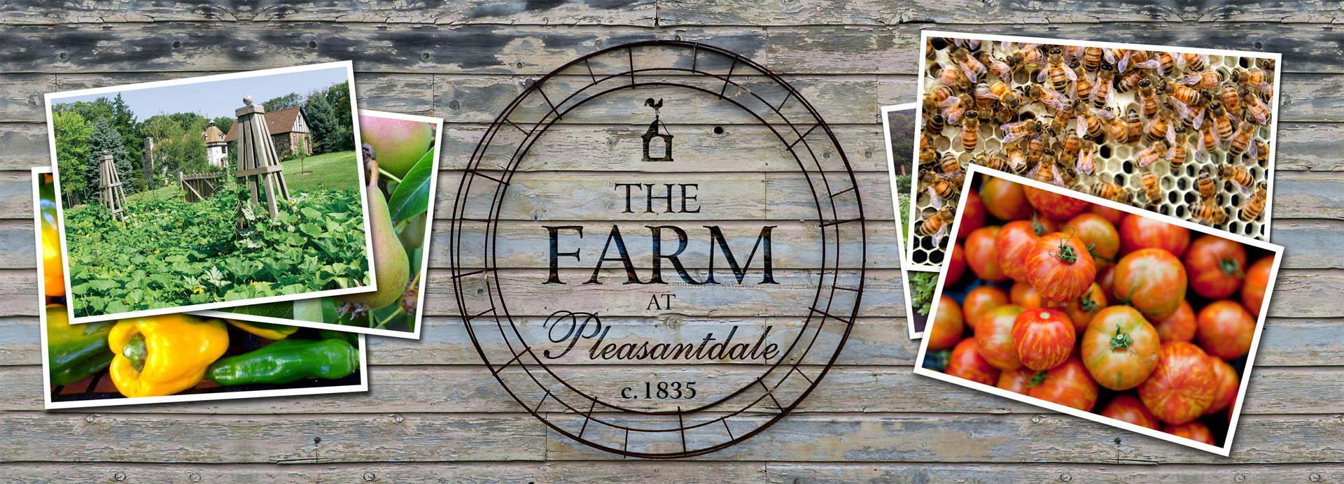 local farm produce