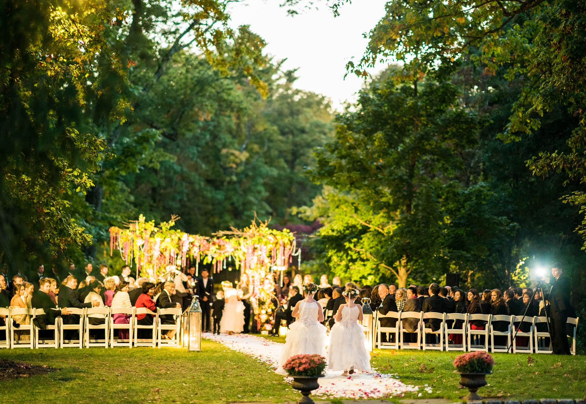 wedding ceremony NJ