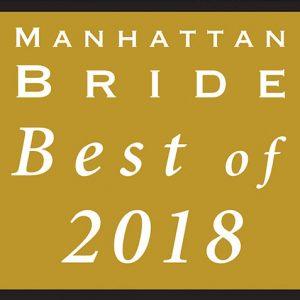 Manhattan Bride best of 2018